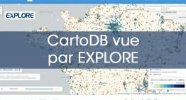 """CartoDB : la cartographie """"pour les nuls """"… ou les pressés."""