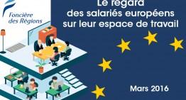 Les salariés européens et leur espace de travail