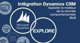 EXPLORE / Microsoft Dynamics CRM : exploiter le meilleur de la donnée comportementale BtoB