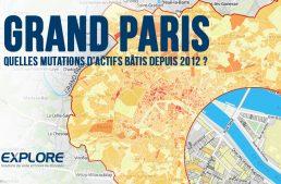 De l'IRIS à la Parcelle, quelles mutations d'actifs bâtis pour le Grand Paris depuis 2012 ?