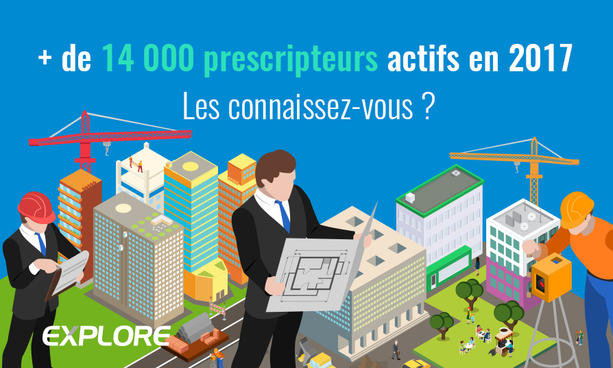 + de 14 000 prescripteurs détectés
