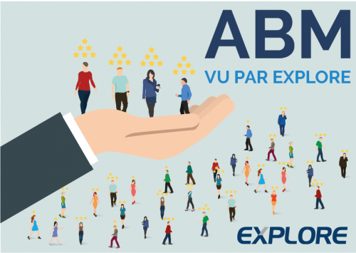 ABM - account based marketing vu par EXPLORE