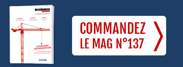 commandez le magazine business immo n137