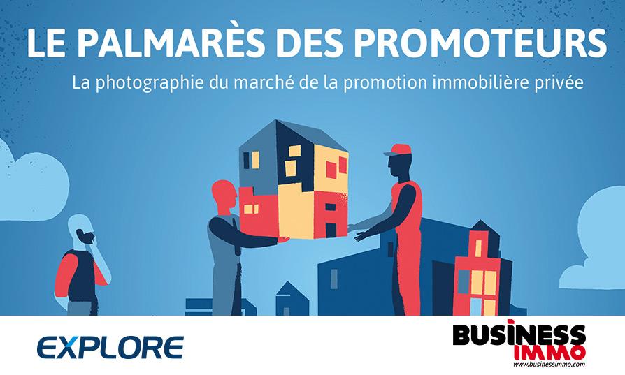 Le Palmarès des promoteurs, photographie du marché de la promotion immobilière