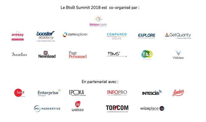 Le btob summit est organisé par InnovCom
