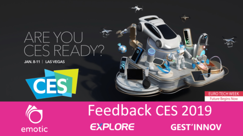 Feedback CES Las Vegas