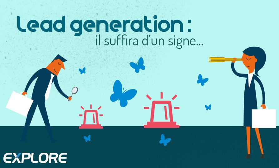 Leade generation : il suffira d'un signe